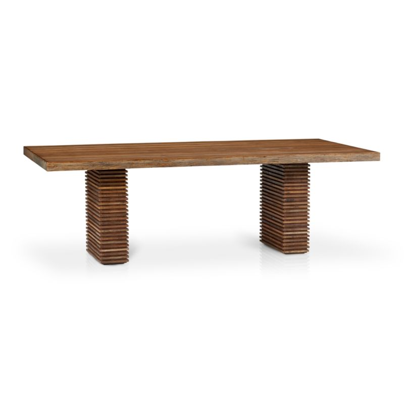 Paloma II Reclaimed Wood Dining Table In Paloma II Dining