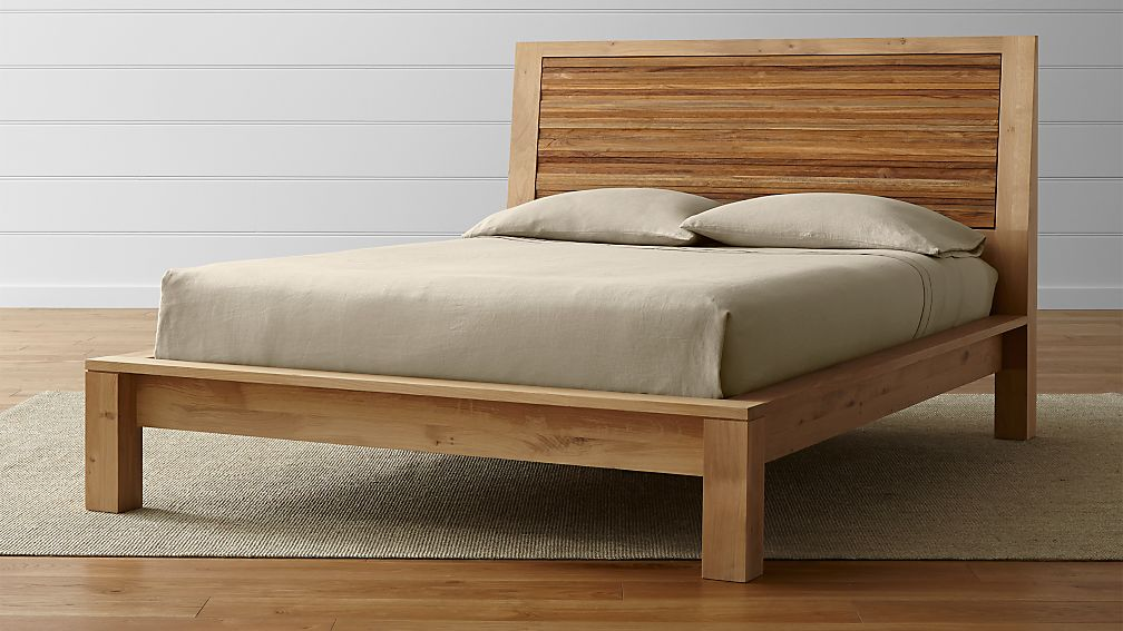 a bed frame fit for a king