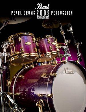 Calam 233 O Pearl Drums