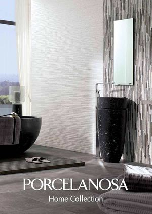 Calamo Catalogue PORCELANOSA Home Collection
