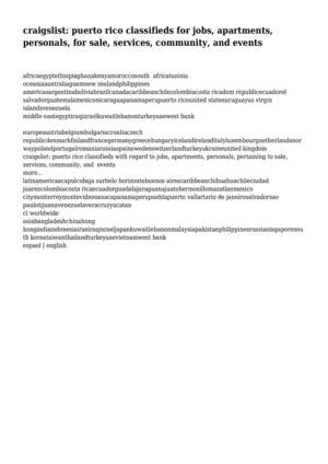 Craigslist Li Jobs