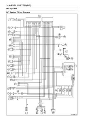 Calaméo  KAWASAKI NINJA 250R FUEL SYSTEM (DFI) WIRING