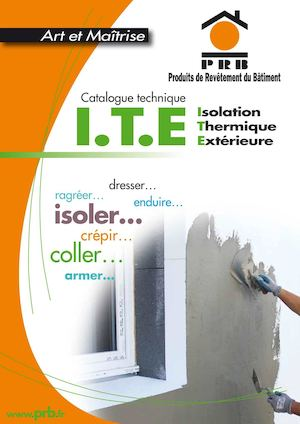 Calamo PRB Catalogue ITE Isolation Thermique Par L