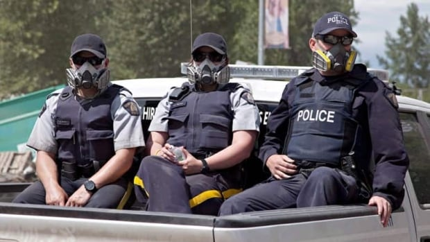 """Emergency personnel, including the Mounties, did """"a remarkable job"""" overall responding to the natural disaster in the initial days, according to a new report from the RCMP Civilian Review and Complaints Commission."""