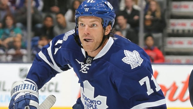 The Maple Leafs' David Clarkson will suit up for Tuesday's pre-season game against visiting Ottawa. Head coach Randy Carlyle says it's important for Clarkson to<br /><br /><br /><br /><br /> play as much as possible now before he's sent to the sidelines for 10 games, starting Oct. 1.