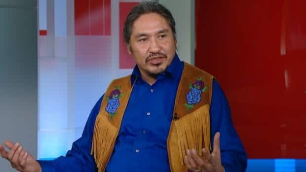 First Nation chief on oilsands fight