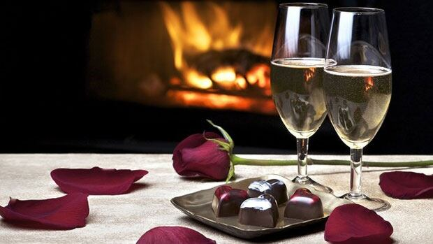 You don't have to be a gourmet chef to put together a delicious Valentine's Day dinner.