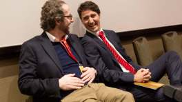 Image result for pics of trudeau and butts