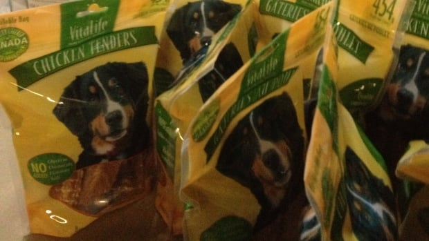 Duck, sweet potato and chicken jerky treats imported by Normerica, Inc. and sold by Loblaw, Costco and other retailers are among brands suspected of making dogs ill.