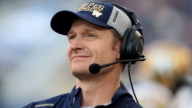 Blue Bombers head coach Mike O'Shea says a trip back to Toronto doesn't conjure any feelings of nostalgia.
