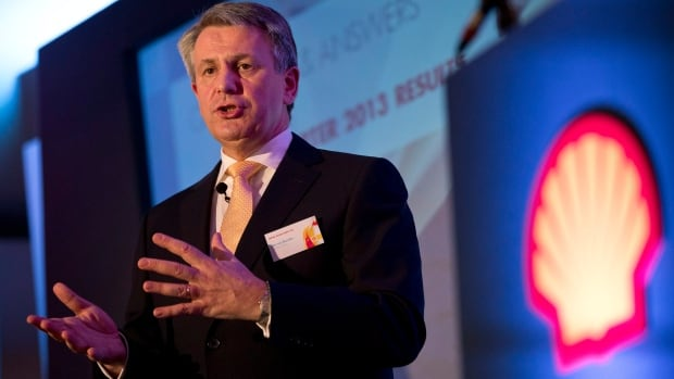 Royal Dutch Shell's CEO Ben Van Beurden has decided not to build a new LNG operation near Calgary devoted to shipping fuel.