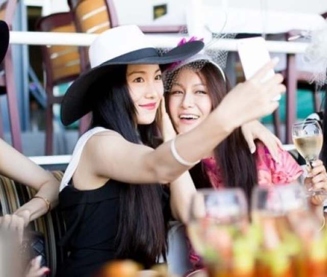 Joy Flo Z Chelsea And Coco Paris Galavant Around Town In The Web Series Ultra Rich Asian Girls Hbic Tv