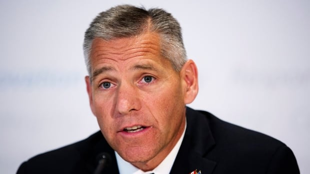 TransCanada president and CEO Russ Girling announced the Energy East pipeline project in August 2013. The pipeline would carry oilsands bitumen east to Quebec and New Brunswick. The company is looking for advocates among the public to counter opposition from environmentalists.