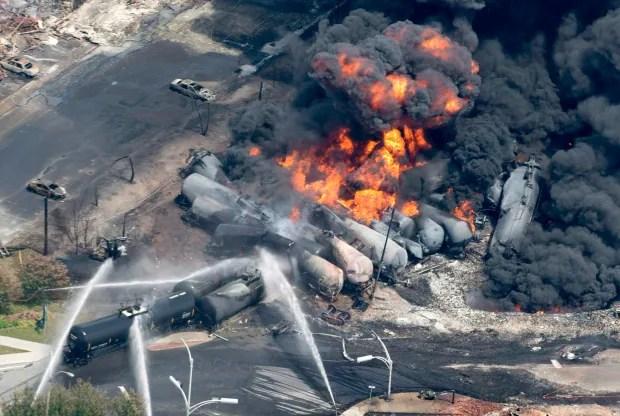 Rail Accident Report 20141027