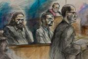 Via rail terror plot suspects