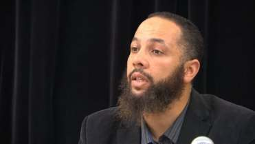 Adil Charkaoui denies encouraging young Quebecers to travel overseas to fight with jihadists and says he has been the victim of a smear campaign.