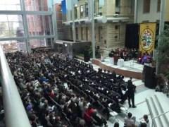 University of Manitoba College of Medicine convocation