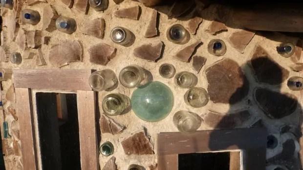 Stackwall closeup