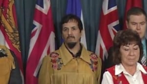 Daniel Morris Liard First Nation
