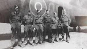 Crew of Missing Stirling LJ850