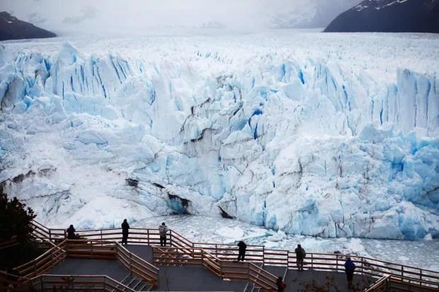 COP21 Argentina Perito Moreno glacier Nov 29 2015