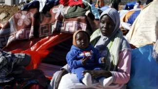 Jordan government began deporting Sudanese in response to protest camps outside UN offices in Amman.