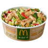 McDonald's greek salad kale