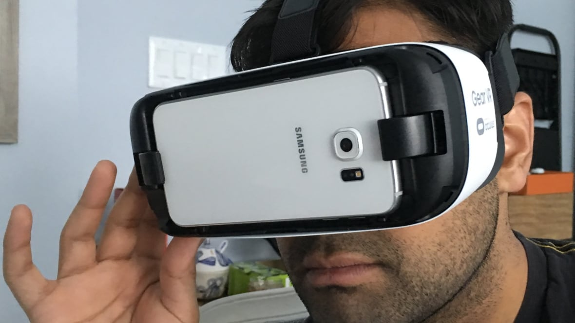 Virtual Reality The Difference Between A 20 And 1100 VR Headset Technology Amp Science CBC