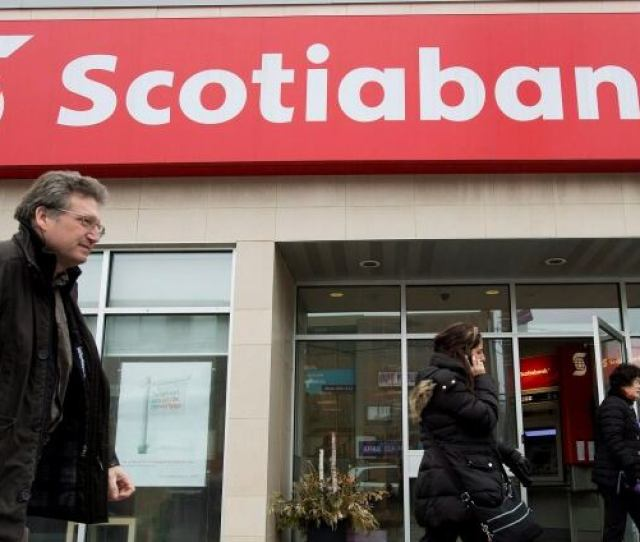 Scotiabank Is Hiking Monthly Account Fees And Making It Harder To Avoid Paying Them Nathan Denette The Canadian Press