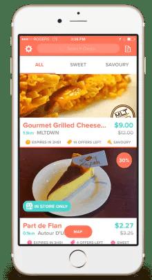 Ubifood app