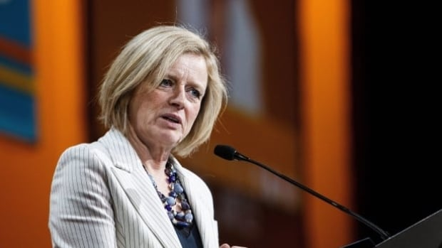 Alberta Premier Rachel Notley rejected the Leap Manifesto saying: 'These ideas will never form any part of our policy. They are naive, they are ill-informed, and they are tone-deaf.'