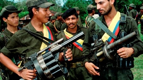 COLOMBIA-REBELS/