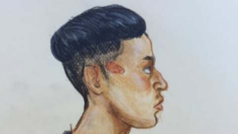 David Singh Tucker was charged in relation to an incident at UBC in May.