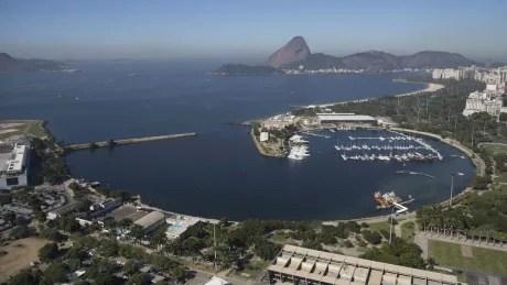 Rio Olympic sailing venue
