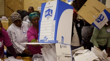 South Africa Municipal Elections