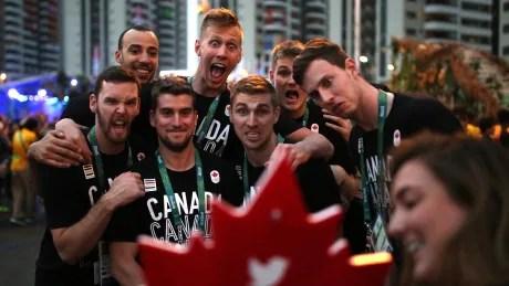 OLYMPICS-RIO Canada House opens Aug 4 2016
