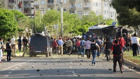 Diyarbakir-blast