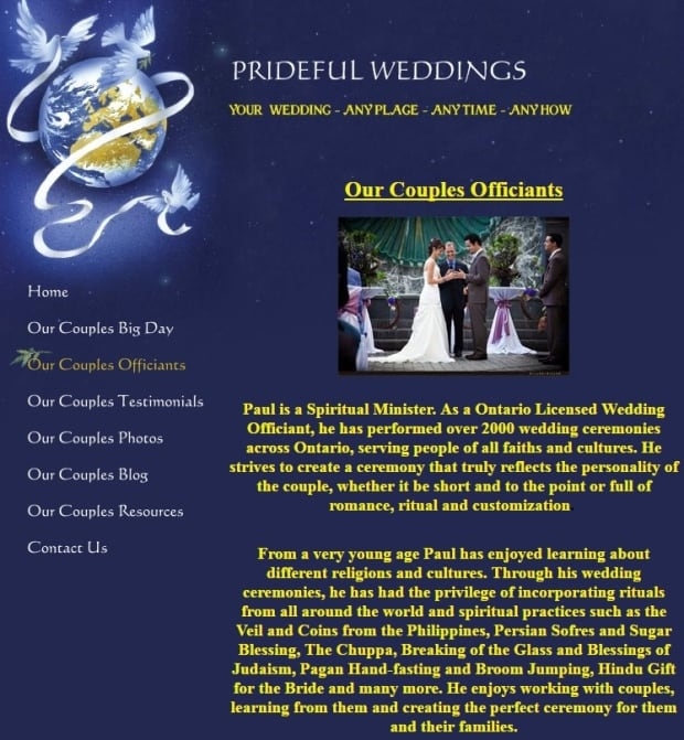 paul cogan website prideful weddings