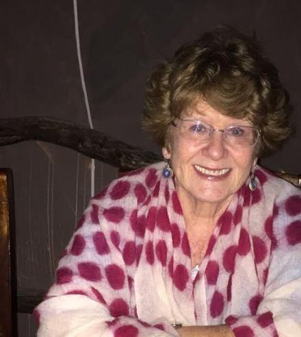 Dr Patricia Mark