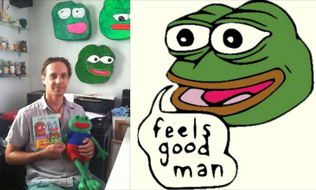 Pepe The Frog Is Not A Hate Symbol Says Creator Matt Furie Cbc