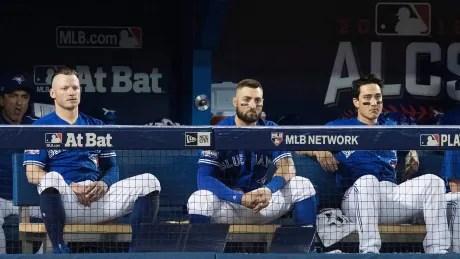 BBA ALCS Indians Blue Jays Baseball 20161019