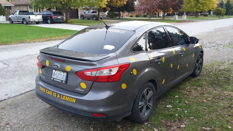 cbc - Settlement in Ford Fiesta and Focus class-action lawsuit approved