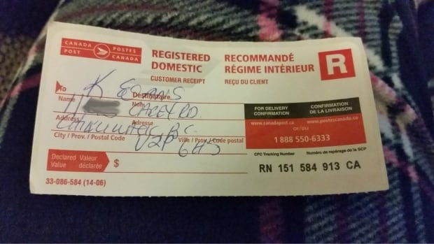 Woman Fuming After Canada Post Misdirects Christmas