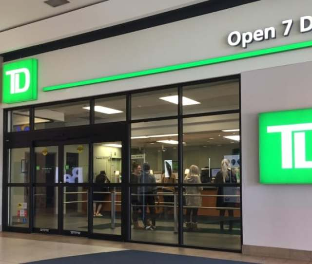 A Former Teller At This Td Branch In Windsor Ont Admits He Increased Customers Lines Of Credit Without Their Knowledge To Meet His Sales Targets