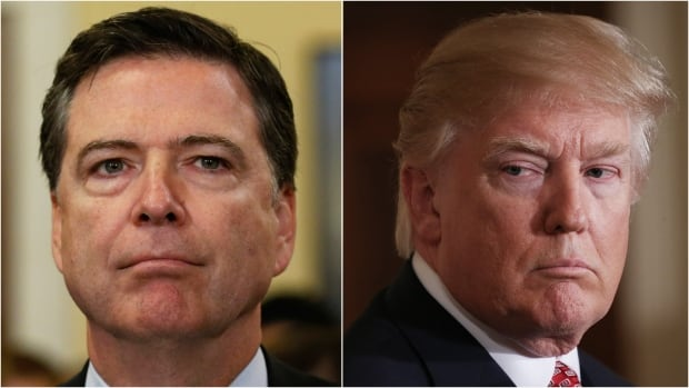 Image result for pictures of james comey and donald trump