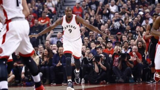 Image result for Raptors game 2 Bucks
