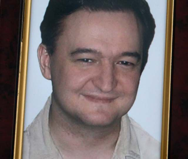 Russian Tax Lawyer Sergei Magnitsky Was Arrested And Died In A Moscow Jail After He Exposed Tax Fraud By Russian Government Officials