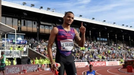 Monday Moments: Andre De Grasse runs like the wind, Brooke Henderson back in the win column