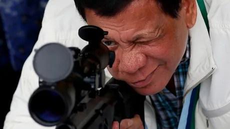 Philippines Duterte Crisis