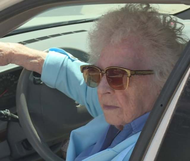Mcdonald Says Shell Have To Hire Someone To Drive Her To The Bank In Another Community Due To Her Failing Eyesight Micki Cowan Cbc